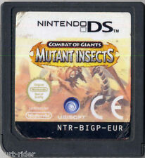 game Nintendo DS MUTANT INSECTS Italiano EUR edition SOLO SCHEDA no box