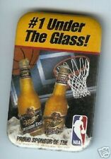 24 old pin MILLER Beer Genuine Draft NBA BASKETBALL