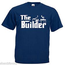 Builder Children's Kids Childs Gift T Shirt