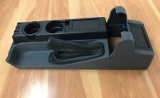 1992-1999 E36 BMW OEM FRONT CENTER CONSOLE CUPHOLDERS ASHTRAYS w/BRAKE BOOT