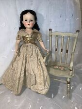 Gorgeous Vintage Madame Alexander Disney Snow White Doll Tagged Original Outfit