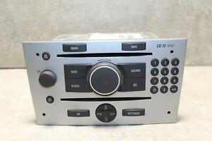 Radio Autoradio CD 70 CD70 NAVI Opel Meriva A Tigra B Vectra C 13188881 UCE