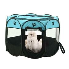 Portable Foldable Waterproof Pet Playpen Open-air Oxford Air Mesh Playpen And Ex