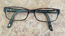 Rayban RB5187 Brown Tort Frames With Case Used Very Nice