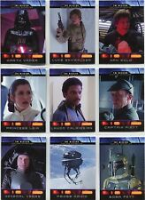 Star Wars Empire Strikes Back Illustrated Complete The Mission Chase Set #1-10