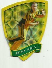 Cricket Australia Select 2009/10 DIE CUT FDC50 NATHAN HAURITZ TWENTY20 TEAM CARD