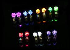 Aretes con Luz LED de Mujer y Niña Diamantes Bañado en Plata ~ LED Earrings