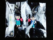 Kimi ni Todoke Sawako & Shota Figure Mascot Strap & Key Ring set Betsuma New