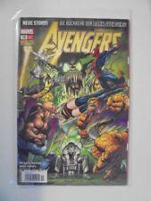 Marvel Avengers Nr.15 Panini 2012 eingetütet & geboardet Zustand 1