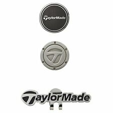Taylormade Japan Golf Cap Edge Clip Ball Marker SY233 Black