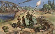 Zvezda 1/72 británico Bofors 40-mm MK-1/2 AA-Gun # 6170