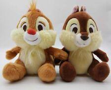 "DISNEY STORE CHIP & DALE CHIPMUNKS PLUSH 7"" Toys"