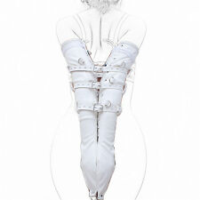 Armbinder Body Harness Arm Restraints Glove Roleplay Straight jacket New Slave