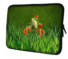 "LUXBURG 17"" Inch Design Laptop Notebook Sleeve Soft Case Bag Cover #CV"
