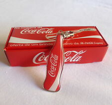 Vintage COCA-COLA keychain key-ring with box