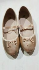 H&M Ballet Flats Dress Shoes Peach