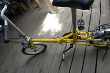 Dahon folding bicycle bike 5 speed 16 X1.75 inch tires