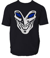 LOL t shirt League Gaming Gamer of  clown scary funny Pentakill legends shaco