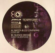 "MACCA/LOZ CONTRERAS/SILENCE GROOVE - The Hateful Eighty Part 2 - Vinyl (12"")"