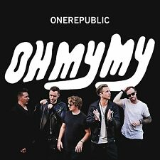 CD*ONEREPUBLIC**OH MY MY***NAGELNEU & OVP!