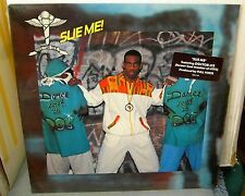 "Doctor Ice Sue Me! 12"" Single 4 mixes + Word Up Doc! 1989 RECORD SEALED!"