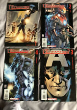 "Marvel Comics "" the Ultimates"" Issues 1-4."