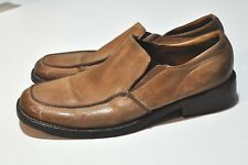 Steve Madden Men's leather shoes size 10 made in Italy