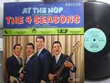 50'S & 60'S Lp The Four Seasons At The Hop On Coronet
