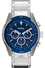 FOSSIL CH2841,Men's Chronograph,BRAND NEW WITH TAG AND FOSSIL BOX