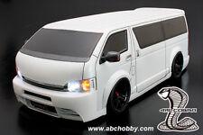 ABC-Hobby 66168 1/10 Toyota Hiace Van (415 Cobra Stage II)