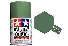 Tamiya 85078. Spray TS-78. Pintura esmalte color Gris Campaña 2
