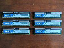 2 Kits (3x 2GB) = 12GB Corsair XMS3 DDR3 CMX6GX3M3A2000C9
