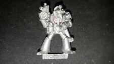 Warhammer 40k-Space Marine Techmarine #2 ** ** fuera de imprenta Metal Rogue Trader