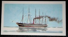 SS GREAT BRITAIN    Brunel  Iron Ship  Superb  Illustrated Card  # VGC