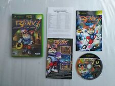 BLINX THE TIME SWEEPER XBOX GAME EXCELLENT CONDITION