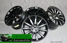 "MGF MG TF 16 "" 11 SPOKES RIMS 4 Pcs New Black"