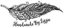 Sello de goma Láser Personalizados-mágico de plumas hechos a mano por