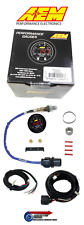 AEM X-Series UEGO Wideband 4.9LSU Lambda Sensor Kit with Air Fuel Ratio Gauge