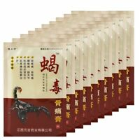 80Pcs/lot Arthritis Joint Pain Relief Patch Chinese Herbal GT0309