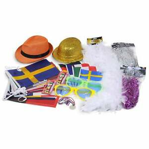 Eurovision Party Kit -  Bongo Bingo  Party Pack