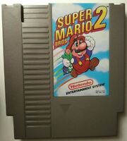 Super Mario Bros. 2 (Nintendo Entertainment System, 1988) NES, Game Only, Tested