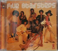 The Five Stairsteps - The First Family of Soul: The Best of (CD 2001) NEW -crack