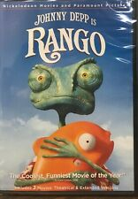 Rango (DVD, 2013) NEW SEALED