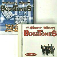 Mighty Bosstones 2 CD Bundle Lot Ska Core Devil More Lets Face It 1993-1997