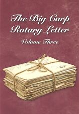MAYLIN ROB FISHING BOOK THE BIG CARP ROTARY LETTER VOLUME THREE 3 III hardback