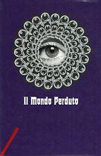 Il Mondo Perduto DVD Hardbox Occult Book design Cosmotropia de Xam Cosmos