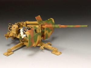 RETIRED! Flak 41 88mm Gun BBG035 King & Country Battle of the Bulge New in Box