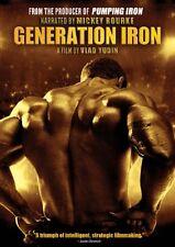 Generation Iron, New, Free Shipping