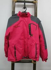 Outdoor Jack V.T.A.O.R 169 Ski Jacket Pink / Charcoal Womens - Size XL RRP$120