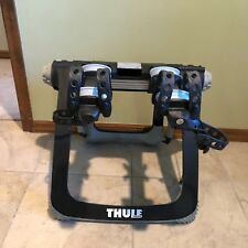 Thule Raceway 9001 2 Bicycle Car Trunk Rack Carrier 4 New Straps